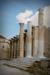 THE LIBRARY OF HADRIAN