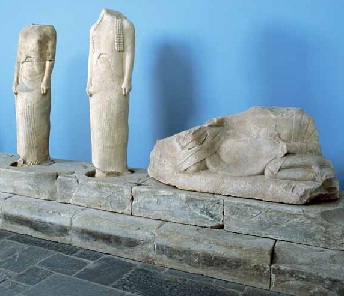 VATHY ARCHAEOLOGICAL MUSEUM, SAMOS