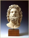 HEAD OF ASCLEPIUS