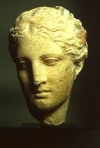 HEAD OF THE GODDESS HYGEIA