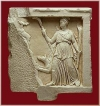 VOTIVE RELIEF (THE HUNTRESS ARTEMIS)
